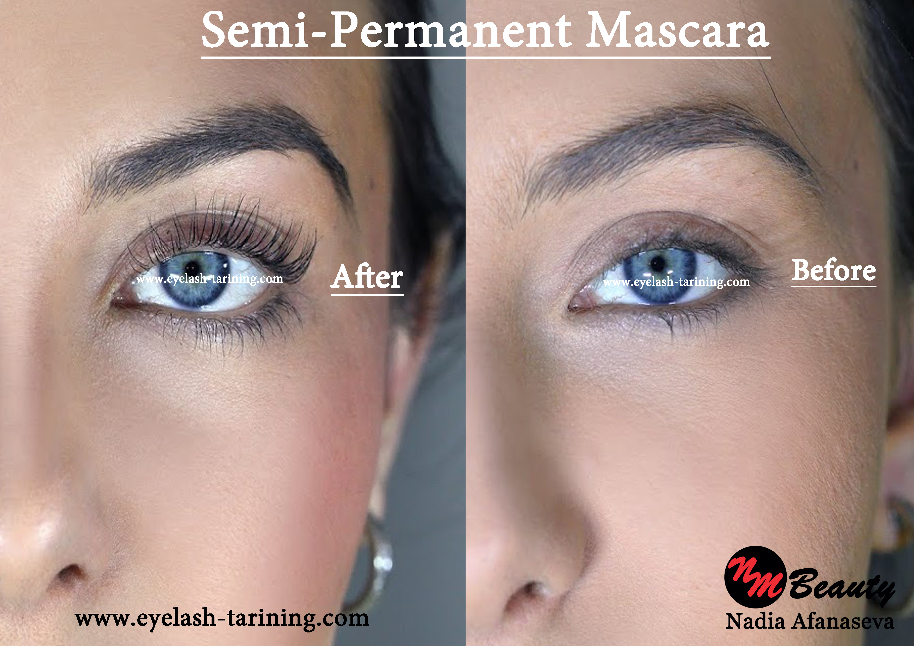 training in eyebrow extensions for beauticians stylists