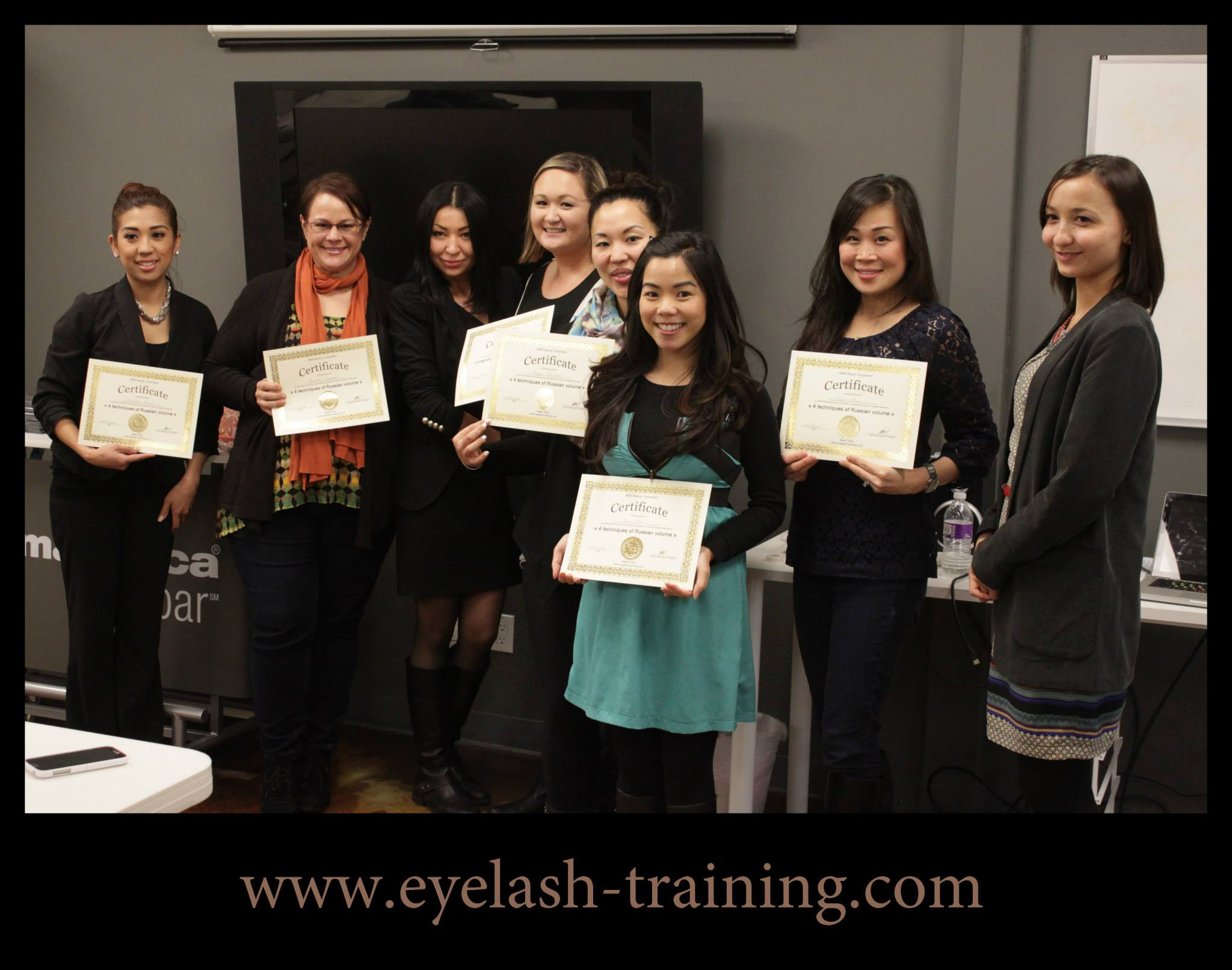 eyelash extensions training Atlanta