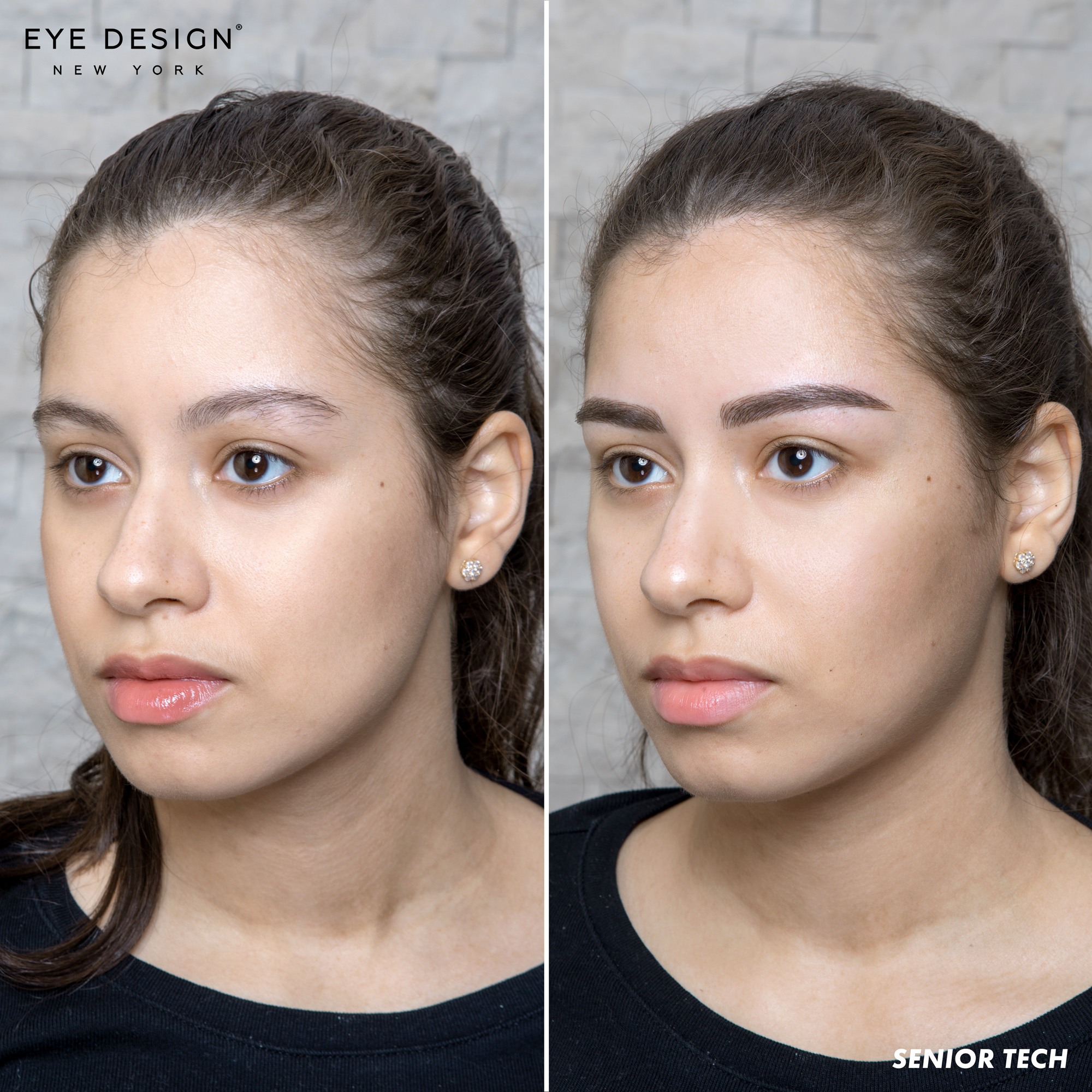 Hybrid technique Eye Design University
