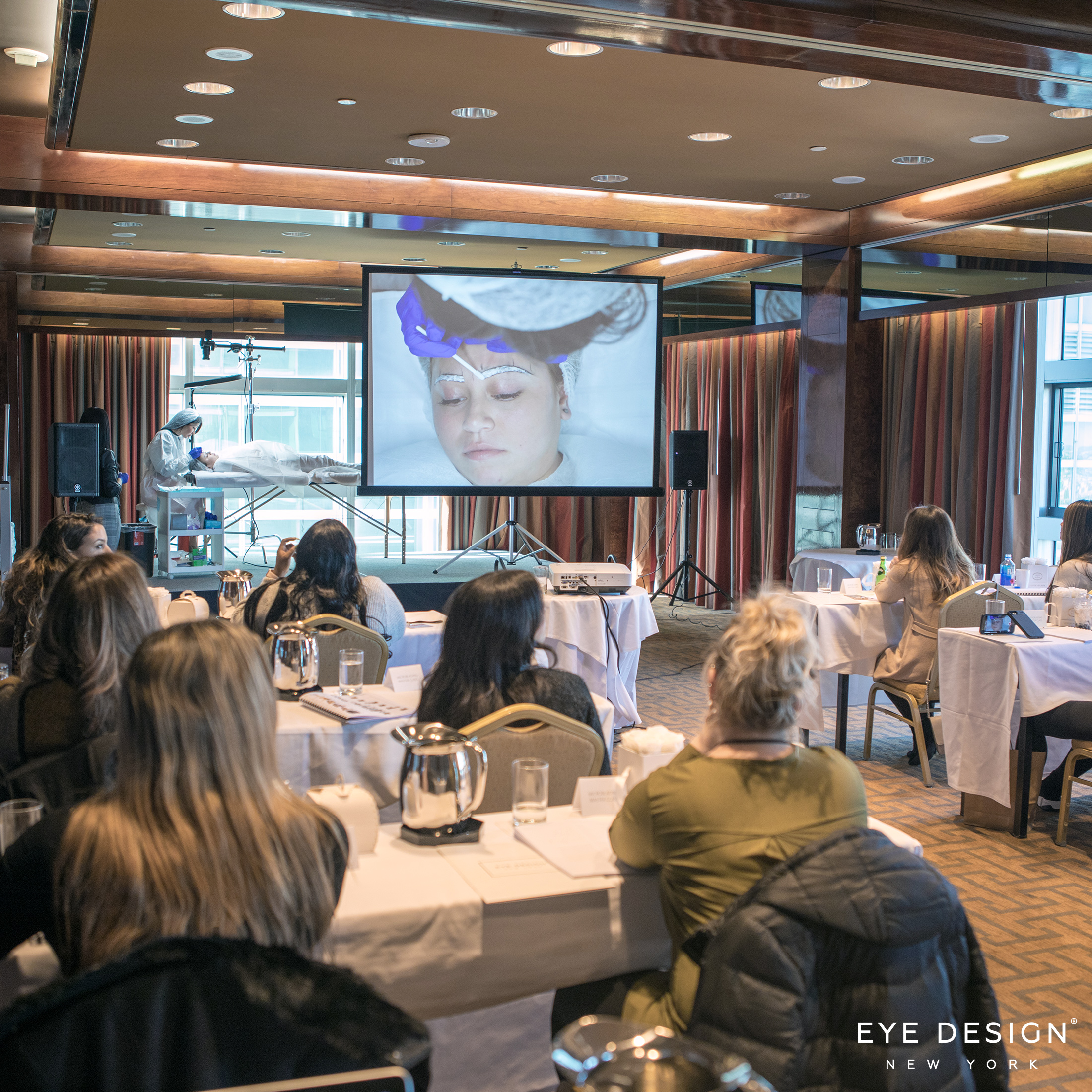 The results of May`s microblading Master-class