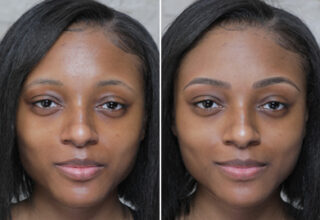 Microblading for Dark Skin – English