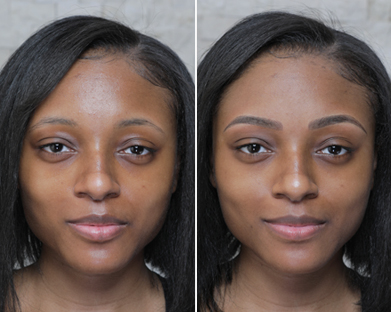 Online-Courses of black skin microblading