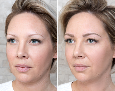 Online-Courses of microblading for overplucked eyebrows