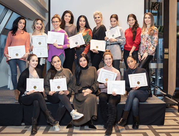 Eye Design University - microblading training